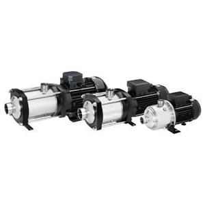Pompa Air - Franklin Electric - Multistage Pumps - Horizontal Multistage Pumps MH Series - Vertical Multistage Pumps VR Series