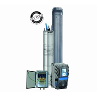 Pompa Air -Franklin Electric - High Efficiency System - 6-Inch High Efficiency System - 8-Inch High Efficiency System
