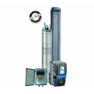 Pompa Air -Franklin Electric - High Efficiency System - 6-Inch High Efficiency System - 8-Inch High Efficiency System