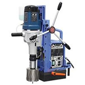 Mesin Bor Magnet Nitto - Magnetic Drill Nitto - Electric Magnetic Drill 100mm - Electric Magnetic Drill ARA-100A