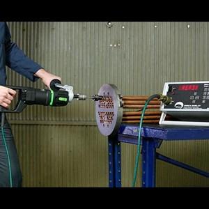 Mesin Besi - Tube Expander - Serratin - Grooving Tools ST Series