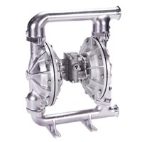 Diaphragm Pump - Pneumatic Diaphragm Pump - Aluminium Pneumatic Diaphragm Pump - Polypropylene Pneumatic Diaphragm Pump - Stainless 316 Pneumtaic Diaphragm Pump Murah 5