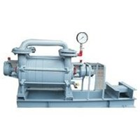 Beli Pompa Vakum - Vacuum Pump - Two Stage Liquid Ring Vacuum Pump - Mono Block Vacuum Pump 4