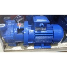 Pompa Vakum - Vacuum Pump Kenflo - Two Stage Liquid Ring Vacuum Pump - Mono Block Vacuum Pump