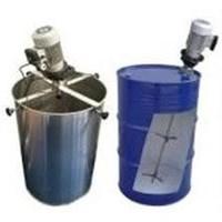 Drum Hoop Mixer - Pompa Mixer Drump - Mesin Mixer