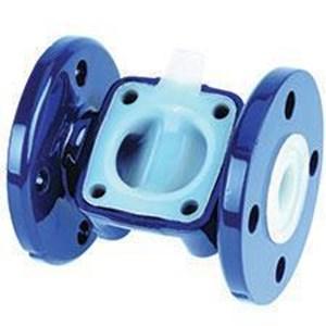 Diaphragm Valve Saunders - Plastic-Lined Industrial Diaphragm Valves