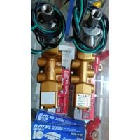 Distributor Katup Valves - Versa Valves - C Series Aluminium - D-316 Series Stainless Steel - C-316 Series Stainless Steel - Versa Valves TSG-4322-H500-S-D012 3