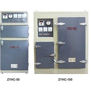 Oven Electrode Welding  - INFRARED ELECTRODE OVEN