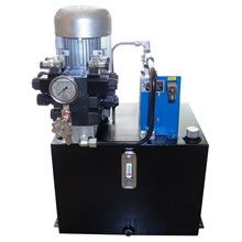 Hidrolik -Hydraulic Power Unit