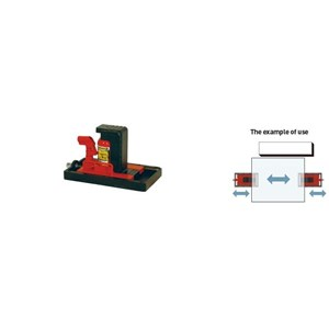Toe Jack - Toe-Lift Jacks with Slide Table - Slide Table with Roller