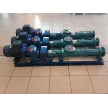 Screw Pump - Screw Pump Stainless Steel - Progresivve Cavity Screw Pump