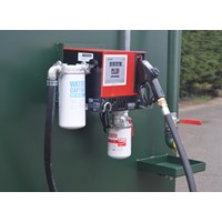Oil Dispenser PIUSI  - Dispenser Transfer Pump PIUSI CUBE 90 - Diesel Transfer Pump PIUSI