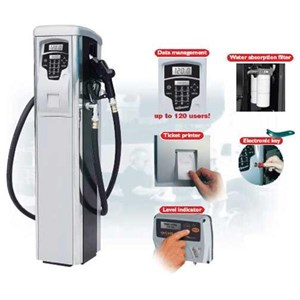 Oil Dispenser PIUSI  - Dispenser Transfer Pump PIUSI CUBE 90 - Diesel Transfer Pump PIUSI
