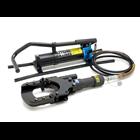 Hydraulic Crimping Cembre TC 120 - Hydraulic Cable Cutter Cembre TC 050  1
