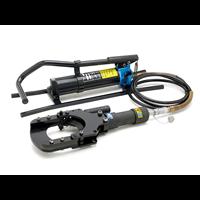 Hydraulic Crimping Cembre TC 120 - Hydraulic Cable Cutter Cembre TC 050