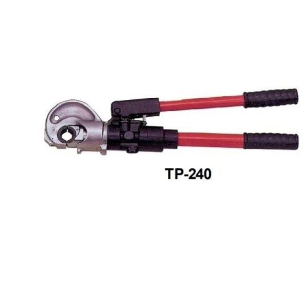 Hydraulic Crimping OPT - Hydraulic Crimping OPT TP-240