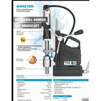 Jual Mesin Bor Magnet Angin - Air Pneumatic Magnetic Drill.  2