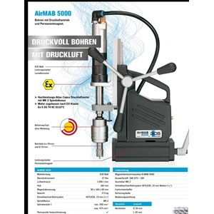 From Air Pneumatic Magnetic Drill - Air Magnetic Drill.  1