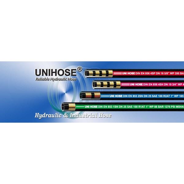 Selang Hidrolik - Spiral Wire Hydraulic Hose