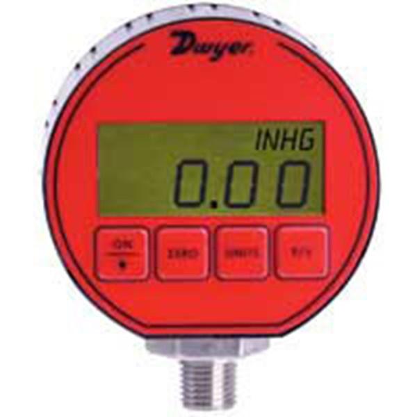 High Pressure Pump Dwyer PCHP-1K -  Pneumatic Hand Pump Dwyer PCHP-1K