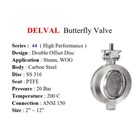 Butterfly Valve DELVAL 2
