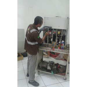 Service/ Maintenance Circuit Breaker By PT Power System Indonesia