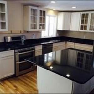 Jual Meja Granit Hitam Granit Meja Kitchen Set Type Granit Nero