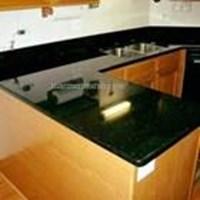 Jual Meja Granit Hitam Emas Granit Meja Kitchen Set Type Granit