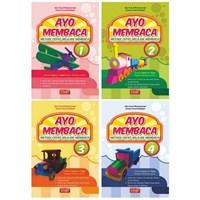 Buku Belajar Ayo Membaca 4 Jilid