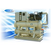 Distributor Water Cooled Chiller 3
