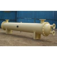 Jual Shell & Tube Heat Exchanger Evaporator