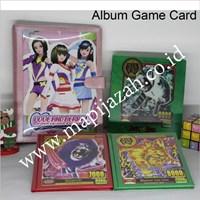 Jual Album Game Card