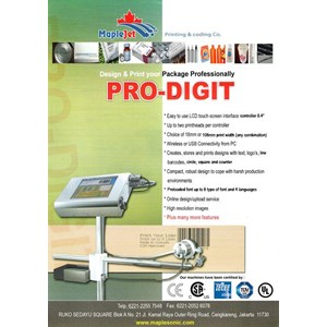 Inkjet Printer Prodigit Maplejet