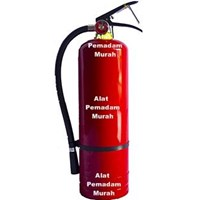 Tube Capacity 4 Kg Kosongan Extinguisher