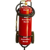 Tube Capacity 50 Kg Kosongan Extinguisher Import