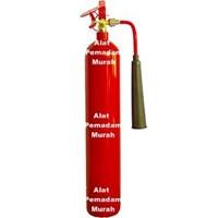 Kosongan CO2 Extinguisher tube Capacity 3 Kg