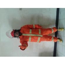 Pakaian Safety Pemadam