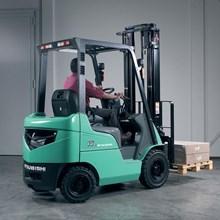 Forklift Solar Forklift Diesel MITSUBISHI