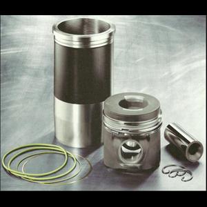 Piston & Cyl liner - Silinder