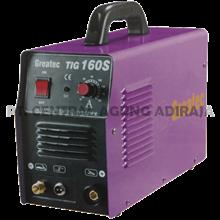 GREATEC Mesin Las TIG Inverter TIG-160S