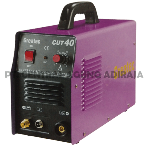 GREATEC Mesin Pemotong Plasma Inverter CUT-40