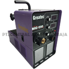 GREATEC Mesin Las MIG Inverter MIG-250/350 1