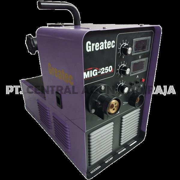 GREATEC Mesin Las MIG Inverter MIG-250/350