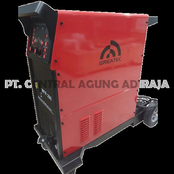 GREATEC Inverter MIG Aluminium Welding Machine MFR-280