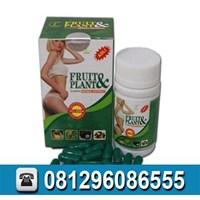 Jual Obat Pelangsing Badan Fruit Plant harga miring Hub: 081296086555