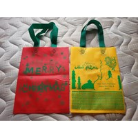 Goodybag Merry Christmas (Tas Promosi)