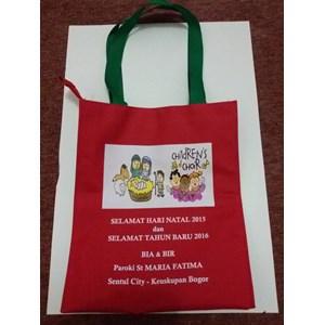 Goodybag Natal dan Tahun Baru (Tas Promosi)