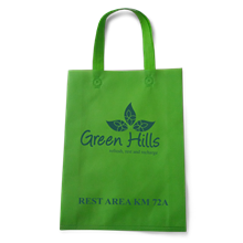 Goodybag Green Hills (Tas Promosi)