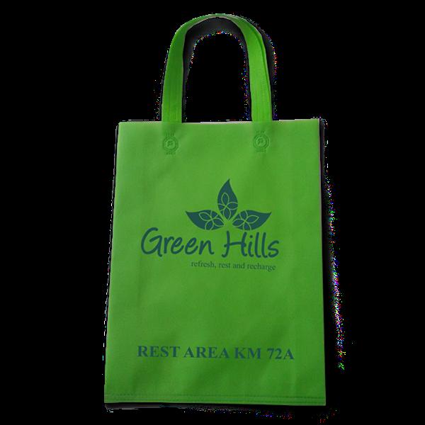 Goodybag Green Hills (Tas Promosi)