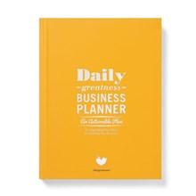 Agenda Promosi - Book Bound Planner